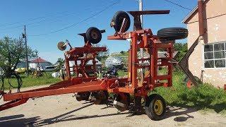 Sweep Plow - Wing Hinge Repairs