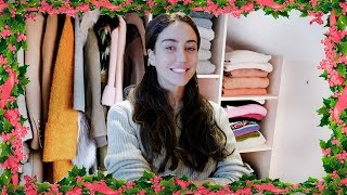 VLOGMAS #2 | What I Changed On My Face and Wardrobe Clear Out | Tamara Kalinic