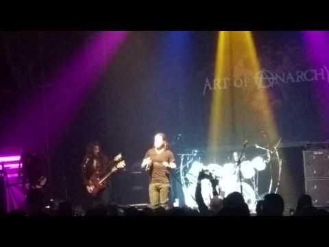Somber - Scott Stapp LIVE W/Art Of Anarchy