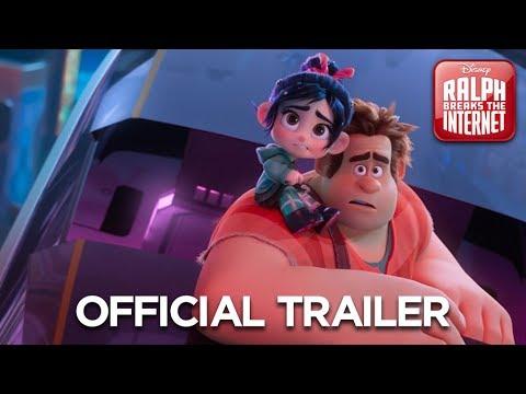 Смотреть сериал Ralph Breaks the Internet | Official Trailer 2 онлайн бесплатно в качестве