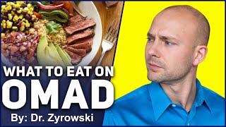 What To Eat On One Meal A Day | Don