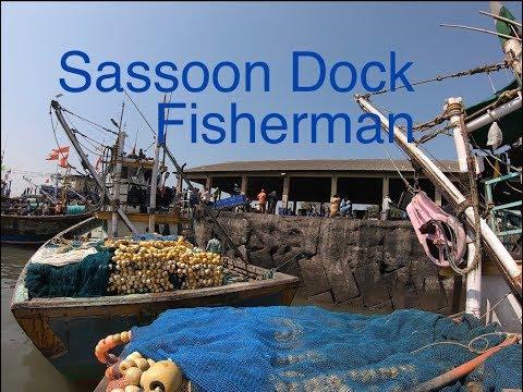 Sassoon Dock | Fish Auction | Food Blog