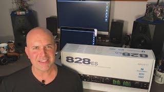 MOTU 828es Audio Interface: First Look...