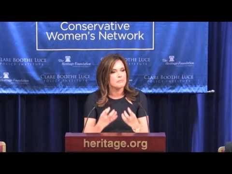 Communicating in an Anti-Conservative World: Mercedes Schlapp