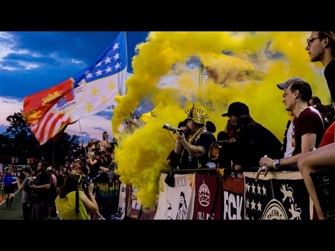 Northern Guard Supporter Experience Detroit City FC vs Grand Rapids FC Supporter Experience
