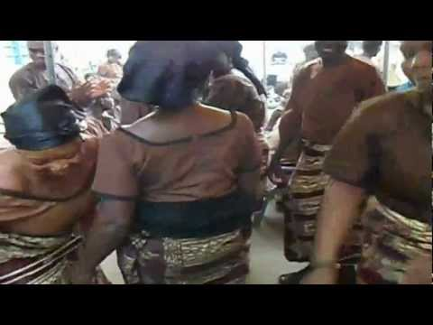 I Love Africa And I Love African Culture(This Is Ewe Dance In Ghana)