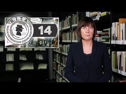 Norvegiškas bankas, lietuviškas teisingumas || R.I.T.A. || S01E14