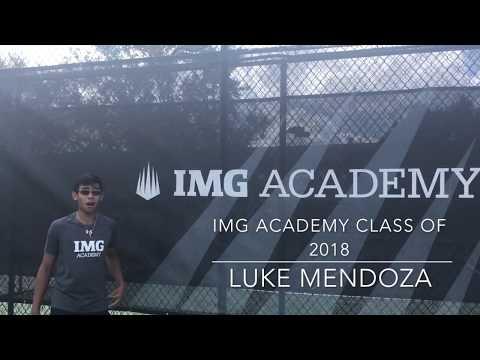 Luke Mendoza College Video