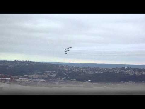 Blue Angels Fly-By 3