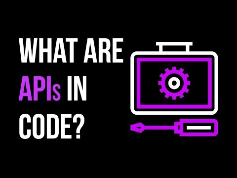 What is an API? Introduction to Application Programming Interfaces with Google Maps APIs!