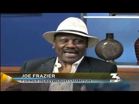 Little-seen Interview Of Heavyweight Boxer Joe Frazier Months Before He Died.