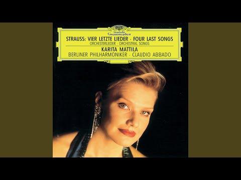 R. Strauss: Vier Lieder, Op. 27, TrV 170 - 2. Cäcilie mp3