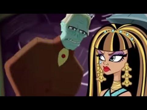 Monster High™💜Creepfast Club💜Full Episodes   Volume 3   Cartoons for
