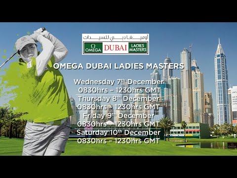Omega Dubai Ladies Masters Round 1