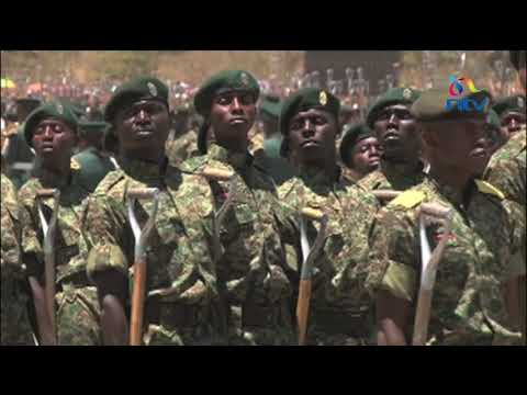 President Kenyatta directs that all parcels of land owned by the NYS be repossessed