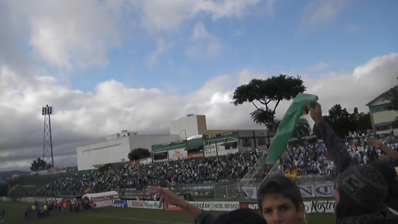 Entrada da Chapecoense - Chapecoense x Avaí - YouTube
