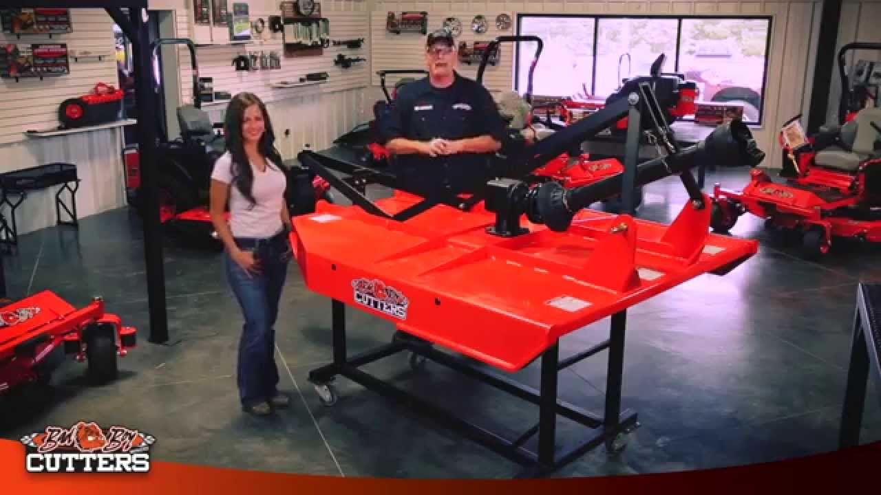 Introducing The Bad Boy Mowers Rotary Cutter Youtube