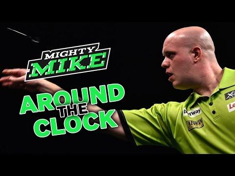 Around The Clock Challenge | Michael van Gerwen