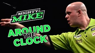 Around The Clock Challenge | Michael van Gerwen