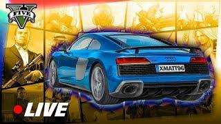 GARE & RADUNO CON LE AUTO SPORTIVE- GTA 5 LIVE ITA !!!