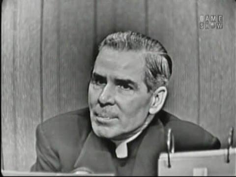 What's My Line? - Lerner & Loewe; Bishop Sheen; David Niven [panel] (Oct 21, 1956)