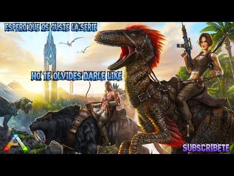 ARK: Survival Evolved | #5 | Tameando Paraceratherium | ESP