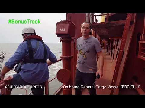 "SÚBEME LA RADIO""- ENRIQUE IGLESIA/CAITLIN DE VILLE/General Cargo ""BBC FUJI""/Pilot Boat ""SEA PILOT"""