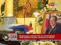 SONA: Necrological service para kay dating Senate Pres. Ernesto Maceda, isinagawa sa senado