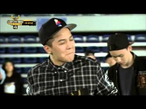 "[ENG SUB} [CUT] Song mino on show ""Show me the Money 4"" episod 1"