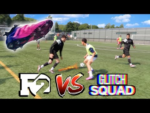 F2FREESTYLERS VS GLITCH SQUAD | 7-A-SIDE (REAL MATCH FOOTAGE)