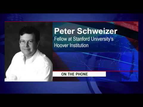 Peter Schweitzer - President of the Government Accountability Institute