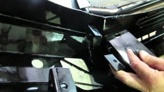 frontier front bumper replacement 2013 16 dodge ram 1500