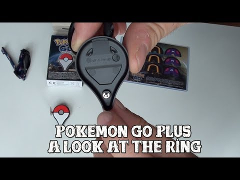 Video Closer Look At The New Pokémon Go Plus Ring Accessory