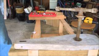 Building A New Workbench Part 11 - Vise Design - By Old Sneelock's Workshop