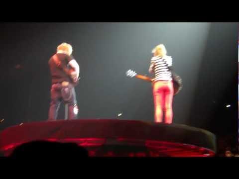Everything Has Changed - Taylor Swift and Ed Sheeran Live Newark NJ 3/27/2013