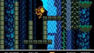 Toki: Going Ape Spit - Stages 1, 2, & 3 (Sega Genesis)