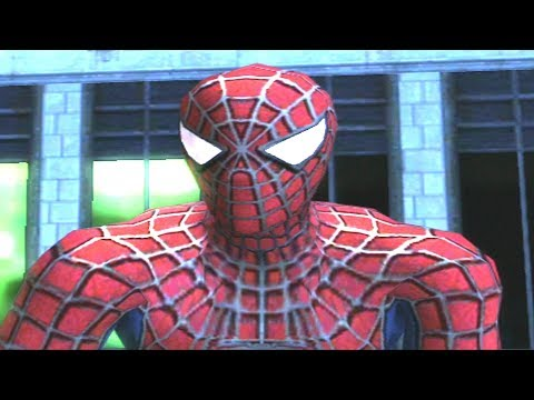 Spider-Man 2 (2004) - Walkthrough Part 1 - Chapter 1: What Might Have Been