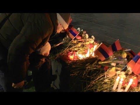Yerevan, 01.03.19, Fr, Video-2, Depi Myasnikyani Ardzan.