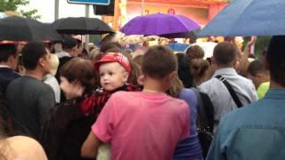 День города в Сосновоборске 2012