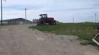 1988 case international 7140 tractor