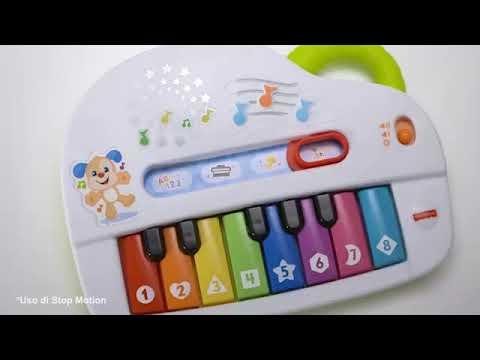 Fisher-Price | Il Pianoforte Di Cagnolino!