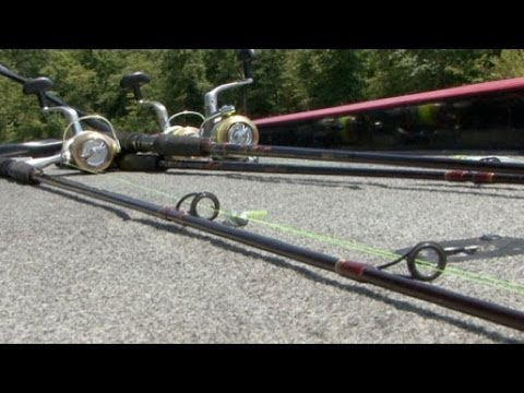 Choosing The Best Line Size And Color For Crappie