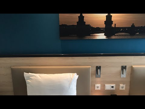 Hampton By Hilton Berlin, Germany | Room Tour Twin Room With City View 2019