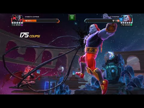 Act 6 chapter 2 6.2.6 champions one shot 100% MCOC