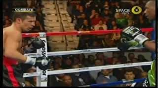 Sergio MARAVILLA Martínez vs Paul Williams, gano por OK el 20-11-2010