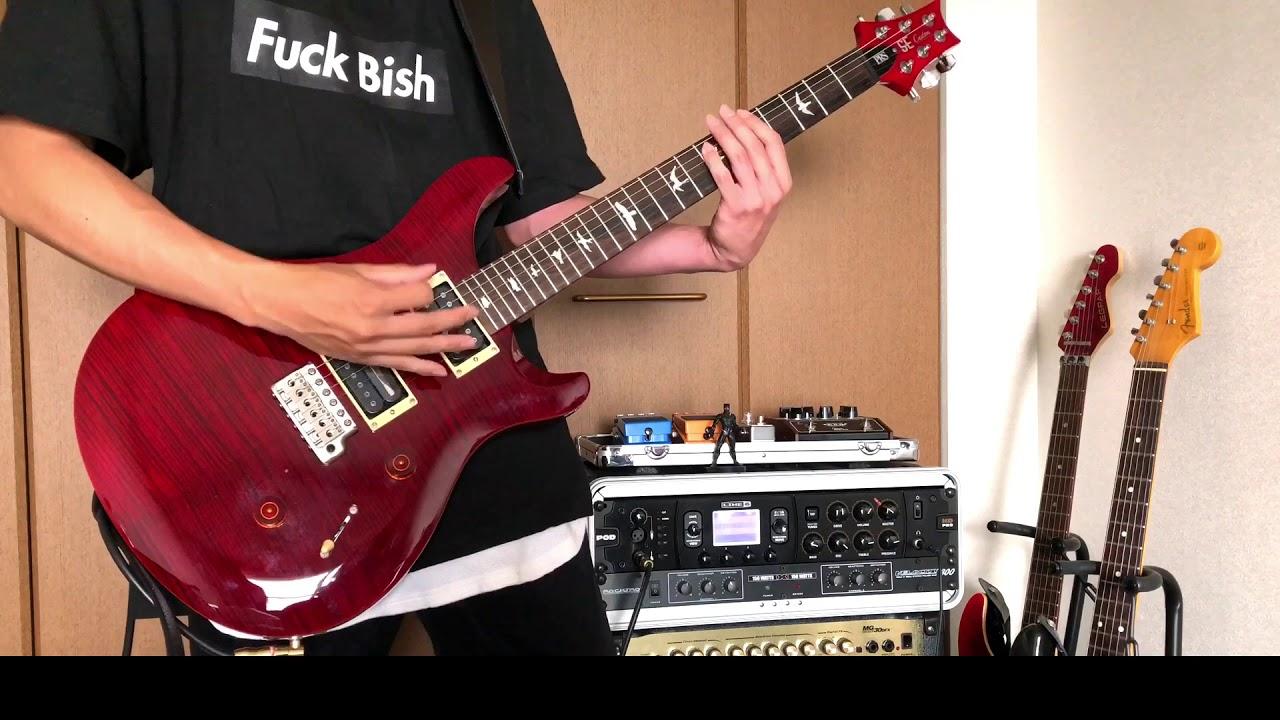 【ギター】BiSH/BiSH-星が瞬く夜に- - YouTube