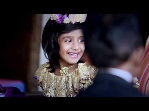 wedding story of Janani & Udaya