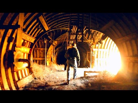 Exploring an Abandoned Nuclear Missile Base - CO