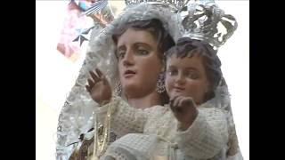 Embarcación de la Virgen del Carmen 2016 Puerto de la Cruz (Parte 3/3)