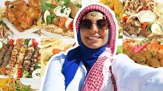 Best Places to Eat in Jordan   إيش تاكل بالأردن؟